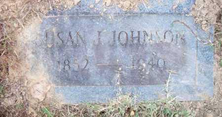JOHNSON, SUSAN J - Pike County, Arkansas | SUSAN J JOHNSON - Arkansas Gravestone Photos