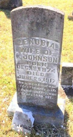 JOHNSON, ZENOBIA - Pike County, Arkansas   ZENOBIA JOHNSON - Arkansas Gravestone Photos