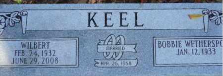 KEEL, WILBERT - Pike County, Arkansas   WILBERT KEEL - Arkansas Gravestone Photos