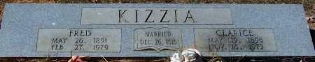 KIZZIA, CLARICE WORTH - Pike County, Arkansas | CLARICE WORTH KIZZIA - Arkansas Gravestone Photos