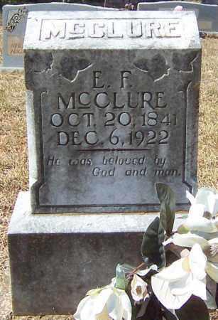 MCCLURE (VETERAN CSA), ELIJAH FORSTER - Pike County, Arkansas   ELIJAH FORSTER MCCLURE (VETERAN CSA) - Arkansas Gravestone Photos
