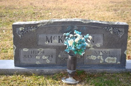 MCKINNON, HUGH - Pike County, Arkansas | HUGH MCKINNON - Arkansas Gravestone Photos