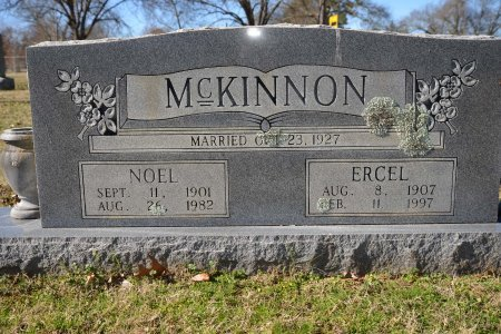 MCKINNON, NOEL - Pike County, Arkansas | NOEL MCKINNON - Arkansas Gravestone Photos