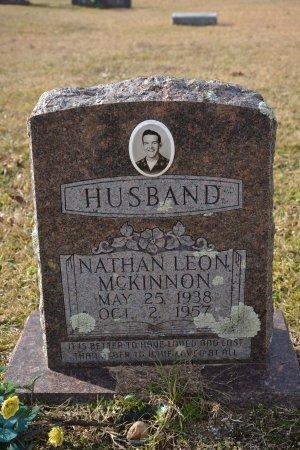 MCKINNON, NATHAN LEON - Pike County, Arkansas | NATHAN LEON MCKINNON - Arkansas Gravestone Photos