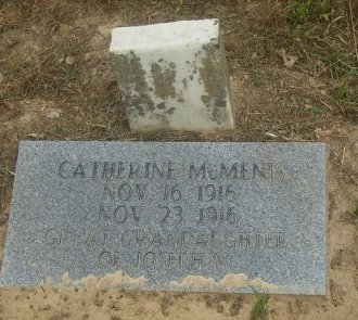 MCMENIS, CATHERINE - Pike County, Arkansas | CATHERINE MCMENIS - Arkansas Gravestone Photos