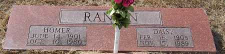 STUART RANKIN, DAISY - Pike County, Arkansas | DAISY STUART RANKIN - Arkansas Gravestone Photos