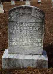 REID, GEORGE - Pike County, Arkansas | GEORGE REID - Arkansas Gravestone Photos
