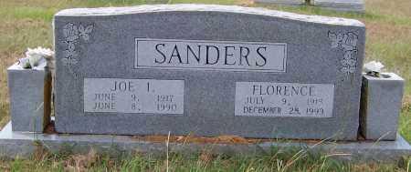 SANDERS (VETERAN WWII), JOE I - Pike County, Arkansas | JOE I SANDERS (VETERAN WWII) - Arkansas Gravestone Photos