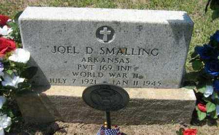 SMALLING (VETERAN WWII  KIA), JOEL D - Pike County, Arkansas | JOEL D SMALLING (VETERAN WWII  KIA) - Arkansas Gravestone Photos