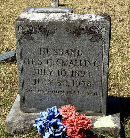 SMALLING, OTIS C - Pike County, Arkansas | OTIS C SMALLING - Arkansas Gravestone Photos