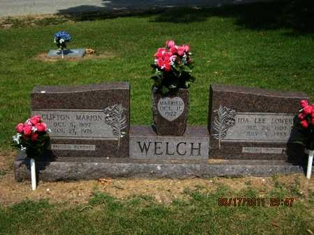 WELCH, CLIFTON MARION - Pike County, Arkansas   CLIFTON MARION WELCH - Arkansas Gravestone Photos