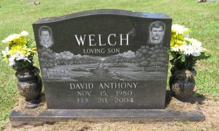 WELCH, DAVID ANTHONY - Pike County, Arkansas | DAVID ANTHONY WELCH - Arkansas Gravestone Photos