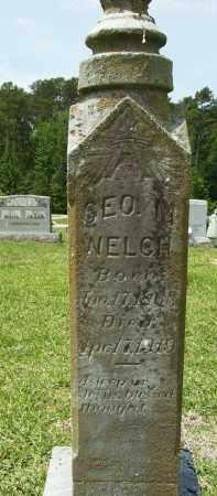 WELCH, GEO  M - Pike County, Arkansas | GEO  M WELCH - Arkansas Gravestone Photos