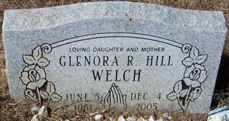 WELCH, GLENORA R - Pike County, Arkansas | GLENORA R WELCH - Arkansas Gravestone Photos