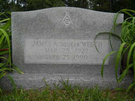 "WELCH, JAMES A ""SQUEAK"" - Pike County, Arkansas 