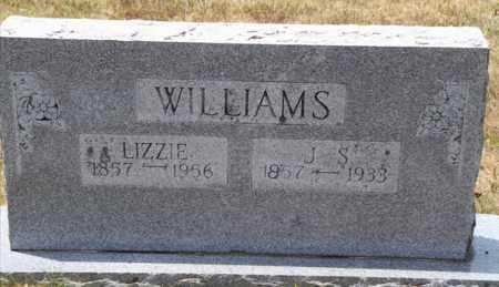 "FOSHEE WILLIAMS, NARCISSA ELIZABETH ""LIZZIE"" - Pike County, Arkansas | NARCISSA ELIZABETH ""LIZZIE"" FOSHEE WILLIAMS - Arkansas Gravestone Photos"