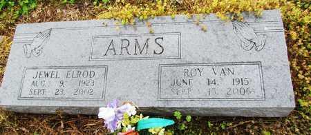 ELROD ARMS, JEWEL - Poinsett County, Arkansas | JEWEL ELROD ARMS - Arkansas Gravestone Photos