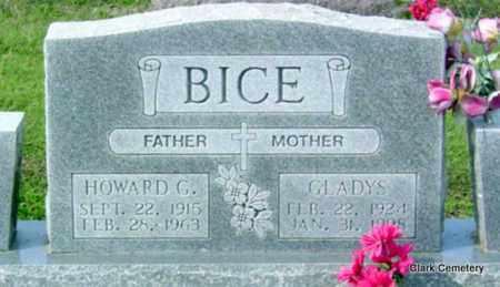 BICE, GLADYS - Poinsett County, Arkansas | GLADYS BICE - Arkansas Gravestone Photos