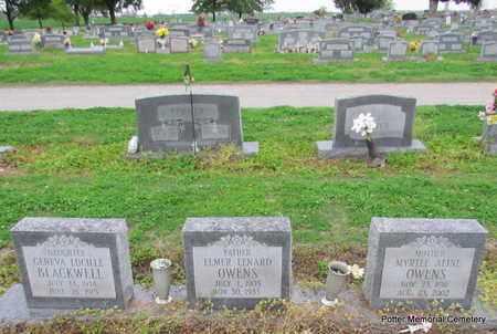 OWENS, ELMER LENARD (FATHER) - Poinsett County, Arkansas | ELMER LENARD (FATHER) OWENS - Arkansas Gravestone Photos