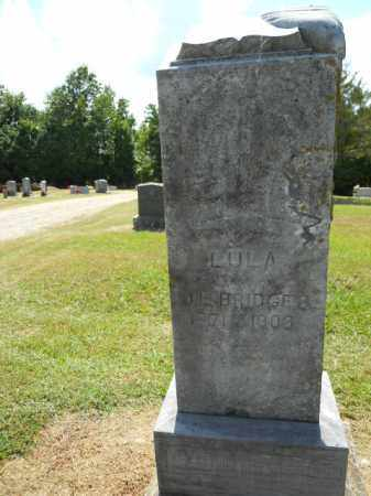 BRIDGER, LULA - Poinsett County, Arkansas | LULA BRIDGER - Arkansas Gravestone Photos
