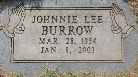 BURROW, JOHNNIE LEE - Poinsett County, Arkansas | JOHNNIE LEE BURROW - Arkansas Gravestone Photos