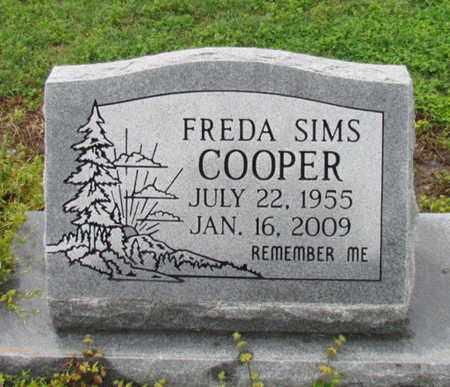 COOPER, FREDA - Poinsett County, Arkansas | FREDA COOPER - Arkansas Gravestone Photos