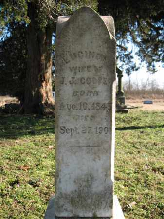 COOPER, LUCINDA - Poinsett County, Arkansas   LUCINDA COOPER - Arkansas Gravestone Photos