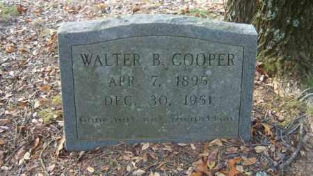COOPER, WALTER B - Poinsett County, Arkansas | WALTER B COOPER - Arkansas Gravestone Photos