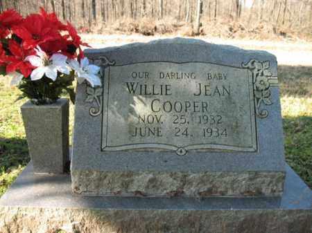 COOPER, WILLIE JEAN - Poinsett County, Arkansas | WILLIE JEAN COOPER - Arkansas Gravestone Photos