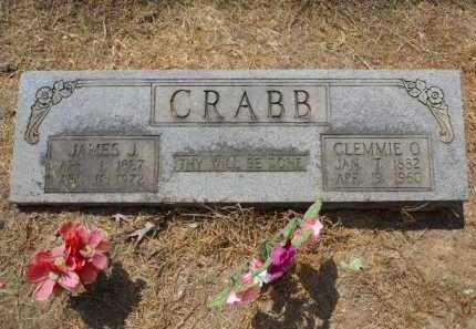 CRABB, CLEMMIE O - Poinsett County, Arkansas | CLEMMIE O CRABB - Arkansas Gravestone Photos