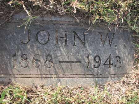EAST, JOHN W. - Poinsett County, Arkansas   JOHN W. EAST - Arkansas Gravestone Photos