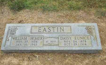 EASTIN, DAISY EUNICE - Poinsett County, Arkansas | DAISY EUNICE EASTIN - Arkansas Gravestone Photos