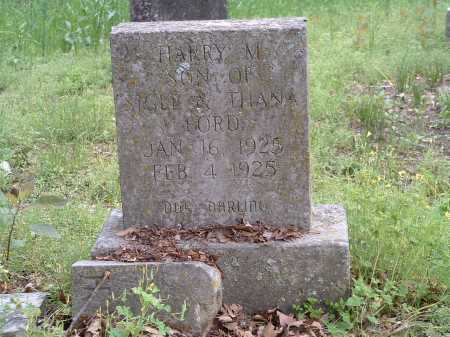 FORD, HARRY M - Poinsett County, Arkansas | HARRY M FORD - Arkansas Gravestone Photos