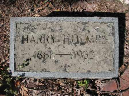 HOLMES, HARRY - Poinsett County, Arkansas | HARRY HOLMES - Arkansas Gravestone Photos
