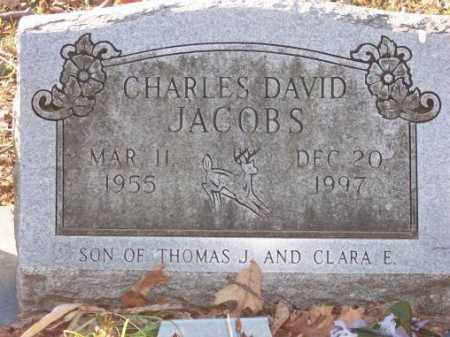JACOBS, CHARLES DAVID - Poinsett County, Arkansas | CHARLES DAVID JACOBS - Arkansas Gravestone Photos