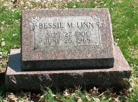 LINN, BESSIE M. - Poinsett County, Arkansas | BESSIE M. LINN - Arkansas Gravestone Photos