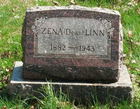 LINN, ZEANNIE 'ZENA' - Poinsett County, Arkansas   ZEANNIE 'ZENA' LINN - Arkansas Gravestone Photos