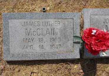 MCCLAIN, JAMES LUTHER - Poinsett County, Arkansas | JAMES LUTHER MCCLAIN - Arkansas Gravestone Photos