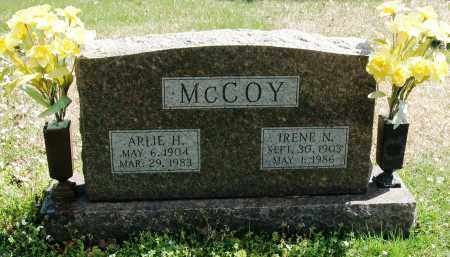 LINN MCCOY, NORA IRENE - Poinsett County, Arkansas | NORA IRENE LINN MCCOY - Arkansas Gravestone Photos