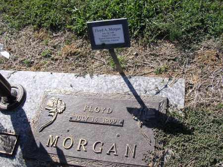 MORGAN, FLOYD A - Poinsett County, Arkansas | FLOYD A MORGAN - Arkansas Gravestone Photos