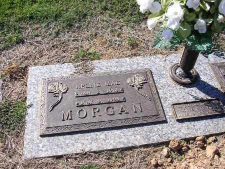 MORGAN, NELLIE MAE - Poinsett County, Arkansas   NELLIE MAE MORGAN - Arkansas Gravestone Photos