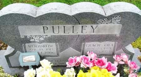 PULLEY, GRACIE ORA - Poinsett County, Arkansas | GRACIE ORA PULLEY - Arkansas Gravestone Photos
