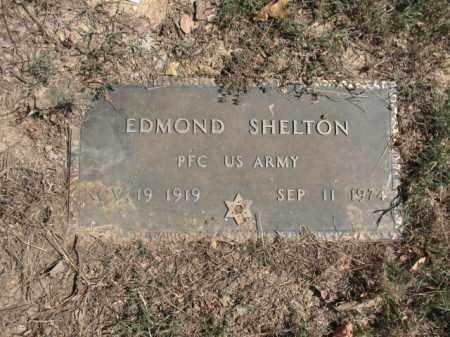 SHELTON (VETERAN), EDMOND - Poinsett County, Arkansas | EDMOND SHELTON (VETERAN) - Arkansas Gravestone Photos