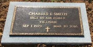 SMITH (VETERAN VIET), CHARLES E - Poinsett County, Arkansas | CHARLES E SMITH (VETERAN VIET) - Arkansas Gravestone Photos