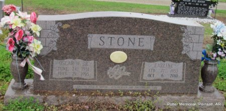 STONE, EARLINE - Poinsett County, Arkansas | EARLINE STONE - Arkansas Gravestone Photos