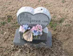 STONE, LESLIE ANN - Poinsett County, Arkansas | LESLIE ANN STONE - Arkansas Gravestone Photos