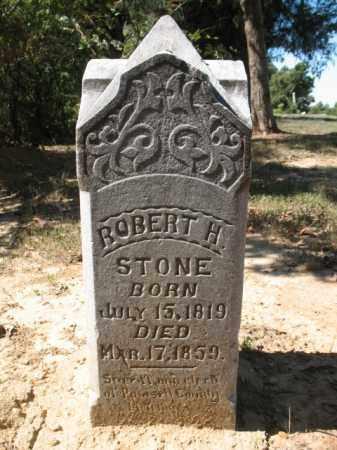 STONE, ROBERT H - Poinsett County, Arkansas   ROBERT H STONE - Arkansas Gravestone Photos