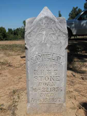 STONE, SAMUEL P - Poinsett County, Arkansas | SAMUEL P STONE - Arkansas Gravestone Photos