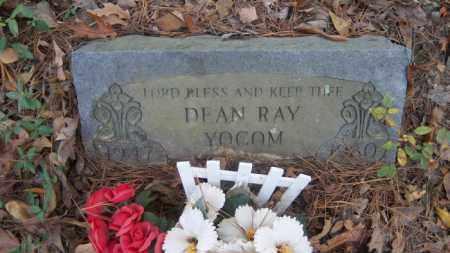 YOCOM, DEAN RAY - Poinsett County, Arkansas | DEAN RAY YOCOM - Arkansas Gravestone Photos
