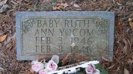 YOCOM, RUTH ANN - Poinsett County, Arkansas | RUTH ANN YOCOM - Arkansas Gravestone Photos